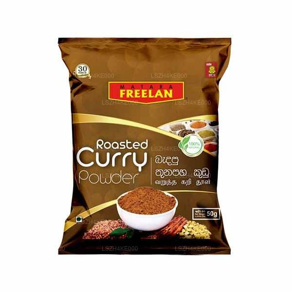 Roasted Curry Powder