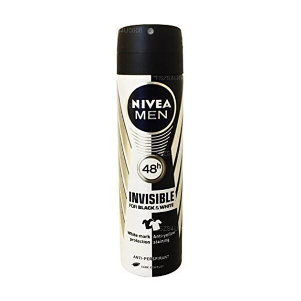 Nivea Invisible Black and White Deo Spray Men