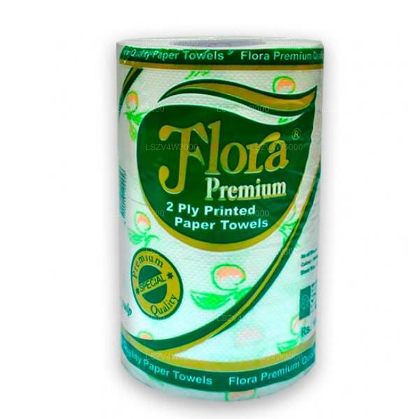 Flora Tissues Premium Kitchen Towel Roll