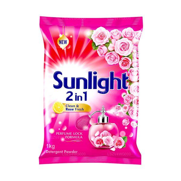 Sunlight Detergent Powder Lemon and Rose