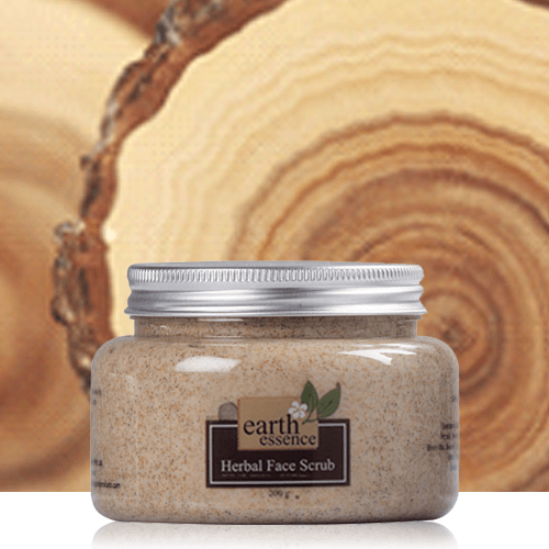 Earth Essence Herbal Face Scrub