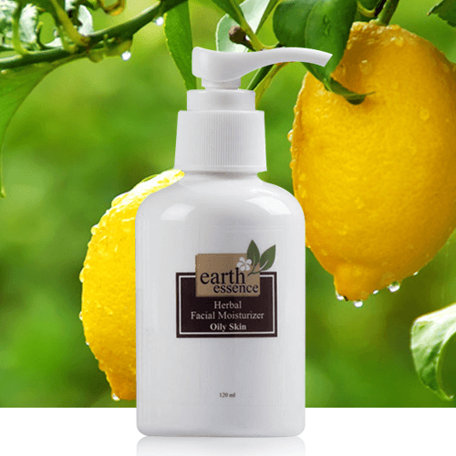 Earth Essence Herbal Facial Moisturizer – Oily Skin