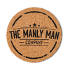 Manly Man Co. Coaster