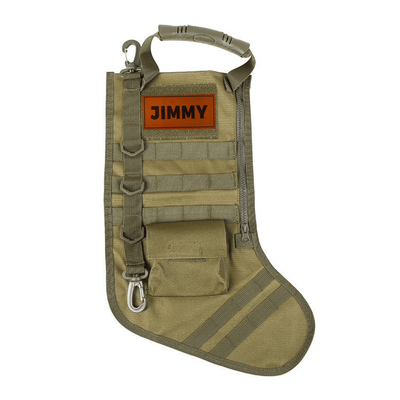 Tactical Christmas Stocking (Personalized)