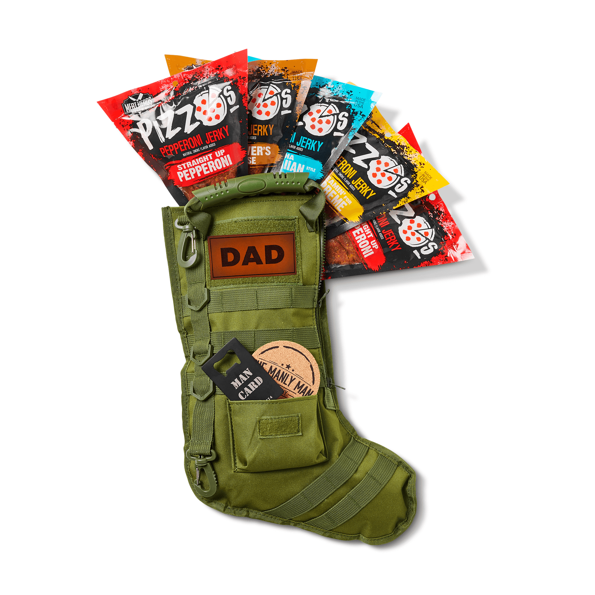 Pizza Jerky Tactical X-Mas Stocking Kit