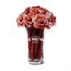 Beef Jerky Flower Bouquet (Father's Day Reservation)