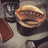 The Manly Man Company, Inc The Whisker Dam - Mustache Beer Foam Guard Whisker Dam + Leather Pouch