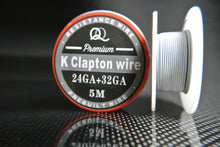 Clapton Wire KA-1 Kanthal Wire Spools
