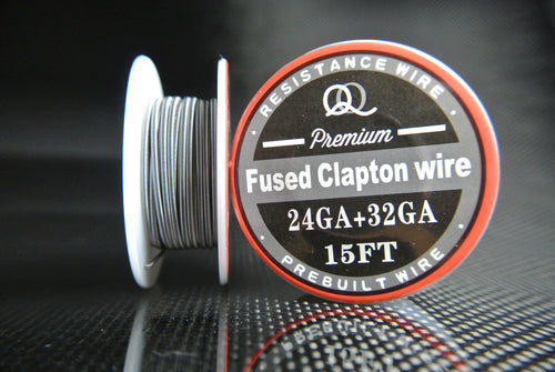 Fused Clapton KA-1 Kanthal Wire Spools