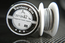 Staggered Fused Clapton KA-1 Kanthal Wire Spool 15ft