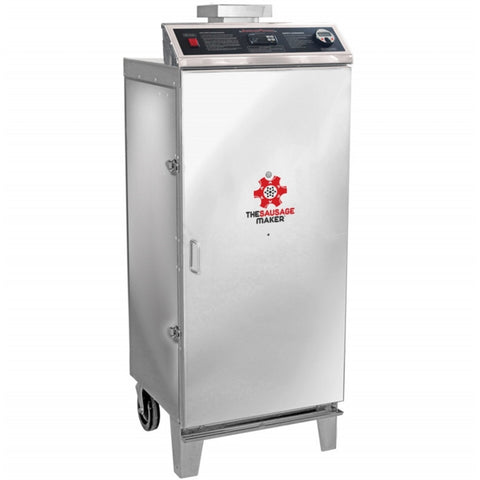 The Sausage Maker 30 Lbs Stainless Steel Smokehouse