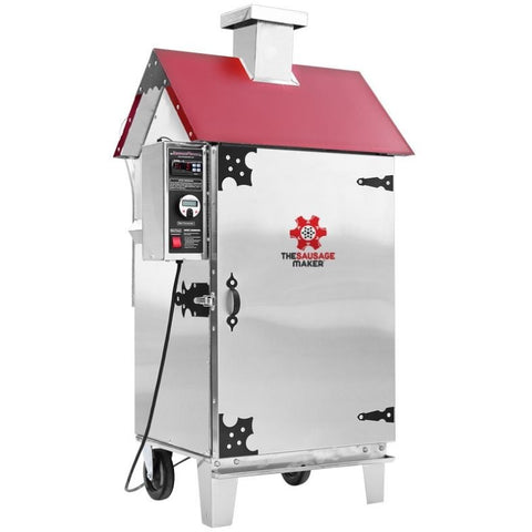 The Sausage Maker 30 Lb. Country Smoker - Stainless Steel