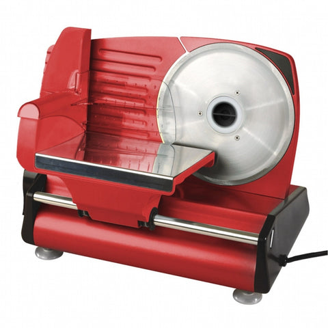The Sausage Maker 7 Inch All Purpose Meat Slicer - Red