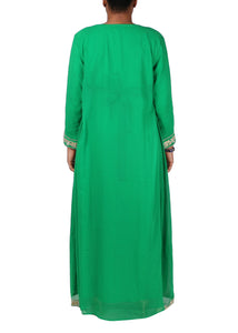 Kaftan Design # 7165 - Pure Green