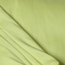 Load image into Gallery viewer, Plain Silk Taffeta - Lime Greeen - 5 Yard Piece