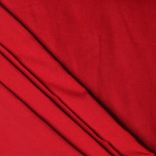 Load image into Gallery viewer, Plain Silk Taffeta - Red- 5 Yard Piece