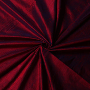 Pure Silk - One Tone - Wine - Per Yard