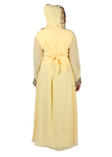 Load image into Gallery viewer, Kaftan Design # 7074 - Yellow