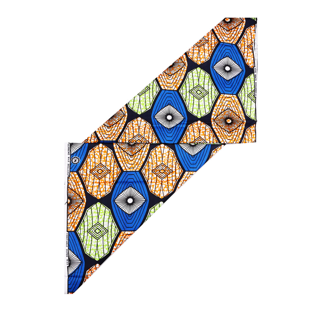 Ankara Wax Design # 1007