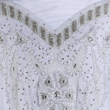 Load image into Gallery viewer, Bespoke Blouse Design # 3013 - Pure White - 1.75 Yards