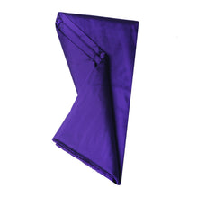 Load image into Gallery viewer, Plain Silk Taffeta - Purple - 5 Yard Piece
