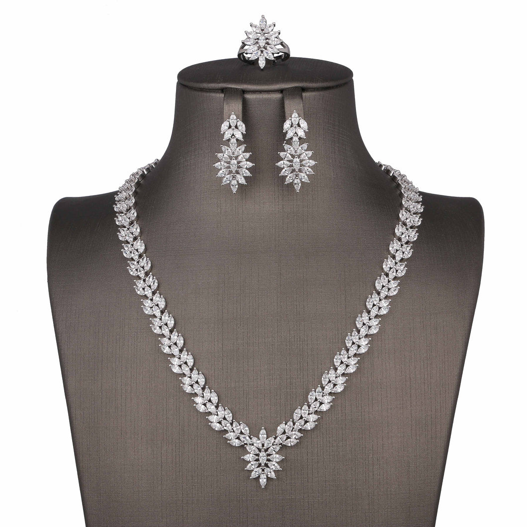 Excelor Necklace Set - Design # 8060