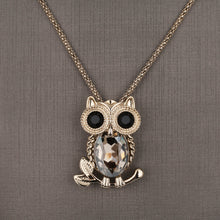 Load image into Gallery viewer, Little Owl Pendant Set - Design - # 3003
