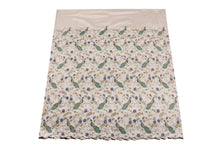 Load image into Gallery viewer, Hand Stoned George Wrapper Design # 6734 - Cream - With Blouse
