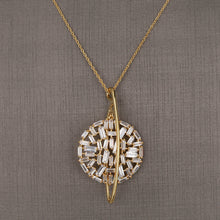 Load image into Gallery viewer, Serene Purity Pendant Set - Design - # 3012