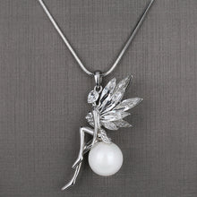 Load image into Gallery viewer, Tinker Bell Pendant Set - Design - # 3002