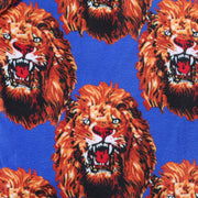 Printed Fabric Design # 3116 - Royal Blue - Per Yard