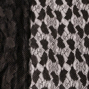 Supreme Lace Design # 3001 - Black  - 5 Yard Piece
