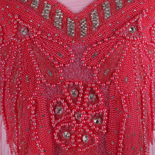Load image into Gallery viewer, Bespoke Blouse Design # 3013 - Coral - 1.75 Yards