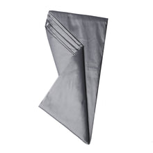 Load image into Gallery viewer, Plain Silk Taffeta - Ash -  5 Yard Piece
