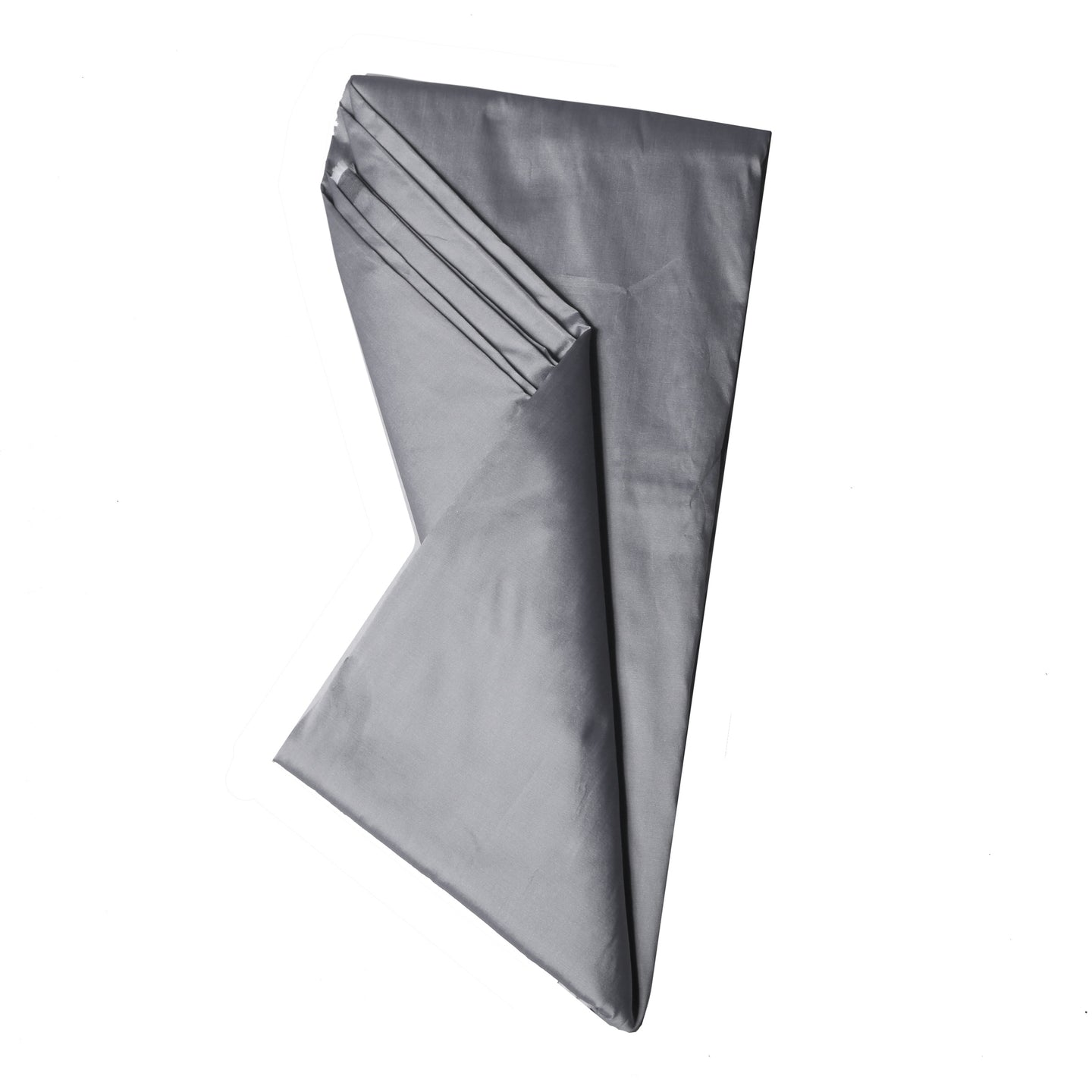 Plain Silk Taffeta - Ash -  5 Yard Piece