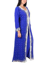 Load image into Gallery viewer, Kaftan Design # 7103 - Royal Blue