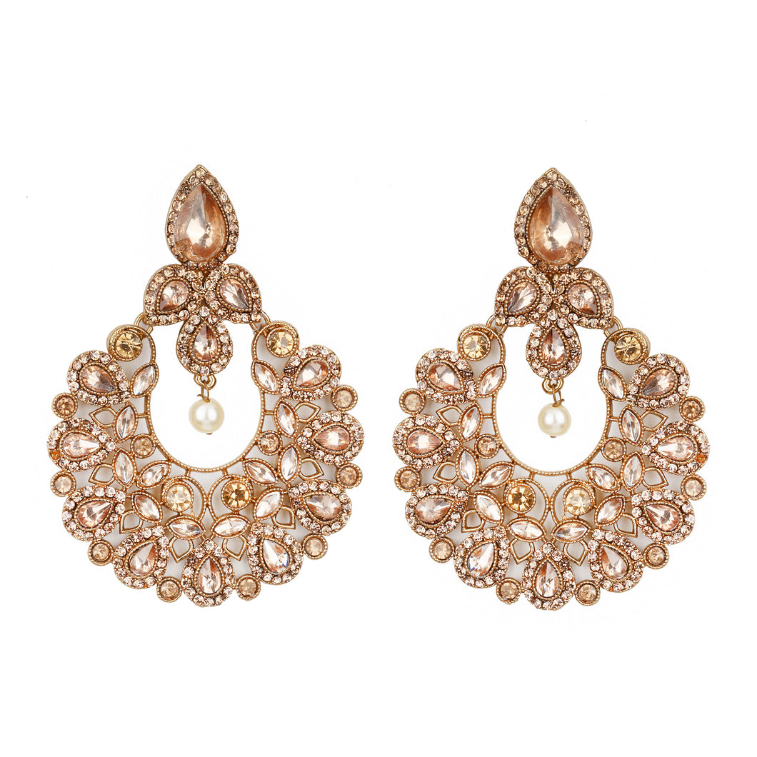 Ashru Earrings - Design # 7058