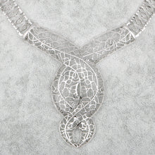 Load image into Gallery viewer, Sanaa Necklace Set Design # 5009