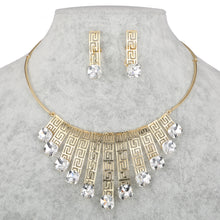 Load image into Gallery viewer, Chisomo Necklace Set # 5001