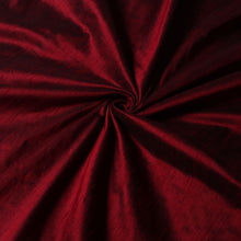 Load image into Gallery viewer, Pure Silk - One Tone - Maroon - Per Yard