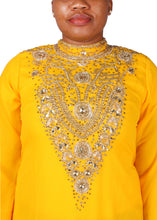 Load image into Gallery viewer, Kaftan Design # 1037 - Yellow Gold