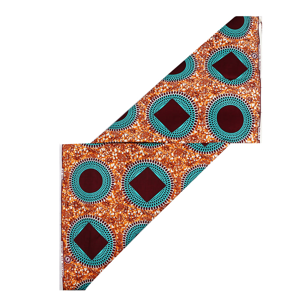 Ankara Wax Design # 1006