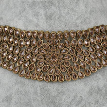 Load image into Gallery viewer, Shandaar Choker Style Necklace  - Design # 8054