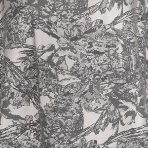 Jacquard Fabric Design # 1006 - Black  - Per Yard