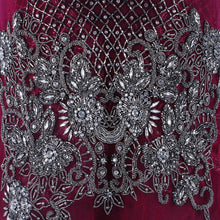 Load image into Gallery viewer, Bespoke Blouse Design # 3010 - Magenta - 1.75 Yards
