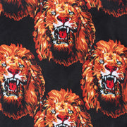 Printed Fabric Design # 3116 - Black - Per Yard