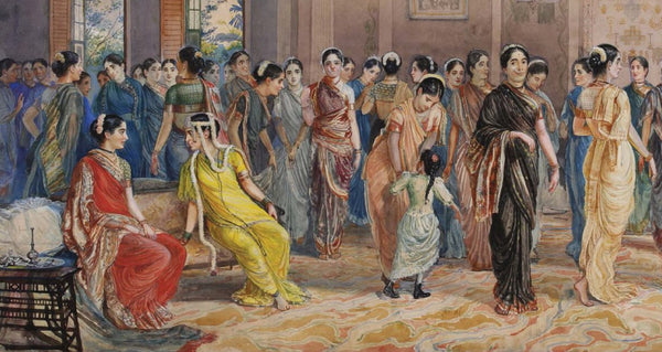 How Indian dresses have evolved throughout the centuries