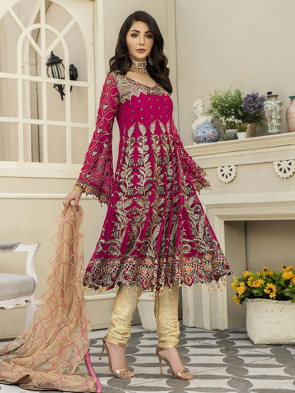 Pakistani Churidar Suit