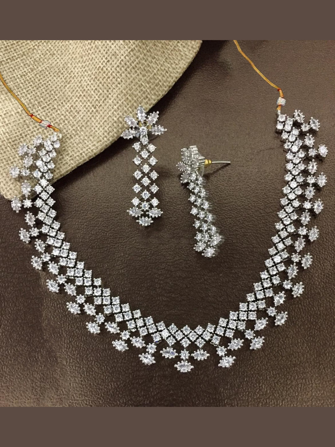 Zirconia Necklace