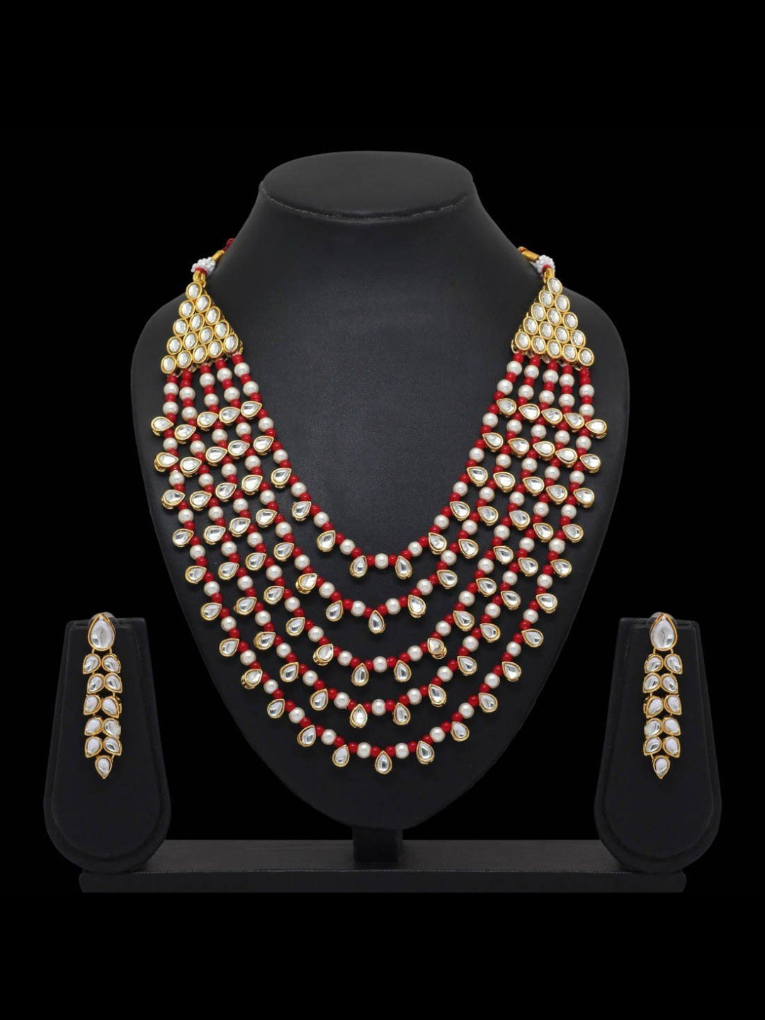 Kundan & Pearl Necklace